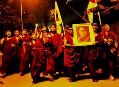 23.9.09 Dhondup Wanchen Release Campain