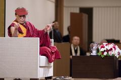 20.6.2010 法王日本訪問
