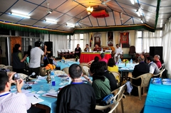 26.3.2010 Dharamsala ITSN Meeting2