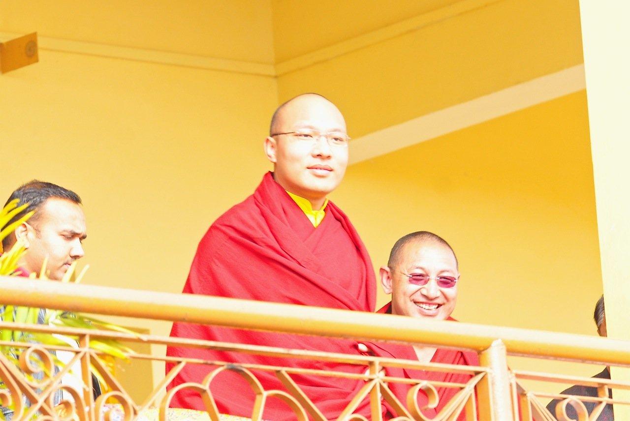 チベットNOW@ルンタ:カルマパ