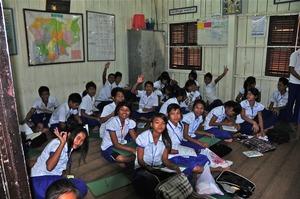 ゴミ山の子供たちを助けるNGO,PSE