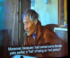 アムド・ゴロ、村人の証言2