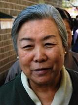 TCVの母、ジェツン・ペマ