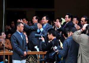 10.3.2010 チベット蜂起記念日8