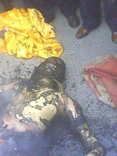 Sonam Dargye following self-immolation_Rebkong 17 March 2012 (1)
