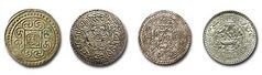 チベット・コイン 1791〜