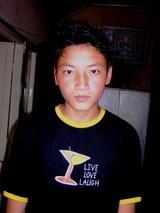 TCVの子供ケルサン・パッサン13歳