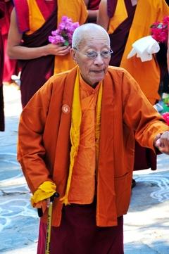 26.10.09 Norblingka /Kham Tulk Rinpoche
