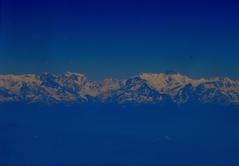 アンナプルナ連峰