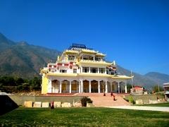 ブンタールの寺