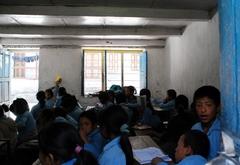 シャプルベシの学校