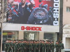 ジャスミン 27日 北京