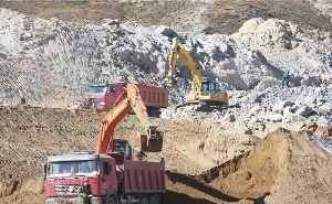 チベットの鉱山開発