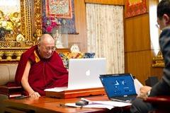 1月4日 法王と中国人のネット対話