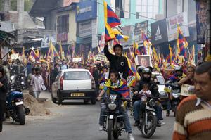 10.3.2010 チベット蜂起記念日17