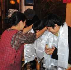 和田君とまゆこちゃんの結婚式4