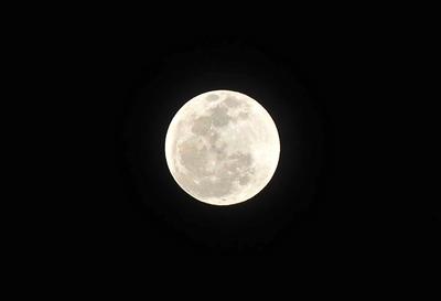 19.1.2011ダラムサラの満月