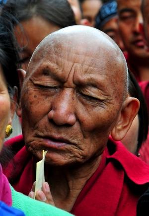 10.3.2010 チベット蜂起記念日5