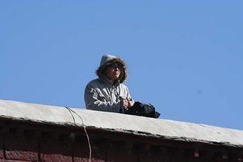 ブログ「天葬台」より・ラサの警察/最近のラサ