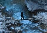 アーリヤの川渡り