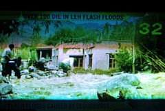 8月6日レーの洪水
