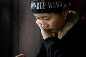 10.3.2010 チベット蜂起記念日19 ラモツォの涙