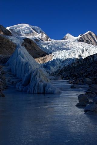 ナンパラ氷河 4