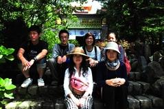 日本のチベットの次世代を担う若者たち