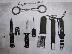 拷問道具 C/R 9−10−3