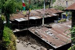 シャプルベシのチベット難民村