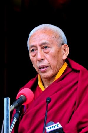 10.3.2010 チベット蜂起記念日7