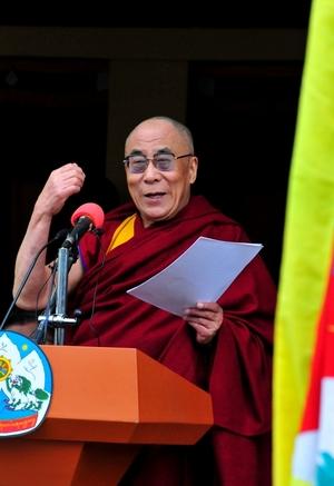 10.3.2010 チベット蜂起記念日9