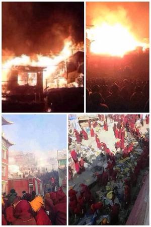 Fire-hits-at-Serta-Larung-Monastery-Campus