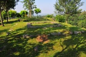 Gaggal 3 AD stupa