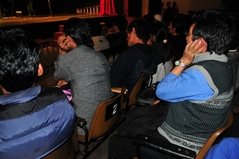 9.10.09 Tipa Hall <Seed> 上映会