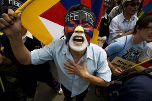 10.3.2010 チベット蜂起記念日18