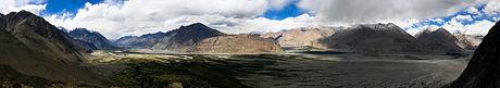 ヌブラ渓谷