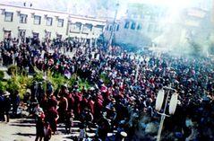 1987年9月27日ラサ抗議デモ