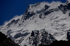 ウルキンマン峰 6151m