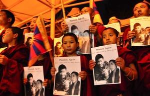 17.3.2011ツクラカン 焼身自殺プンツォへの追悼会