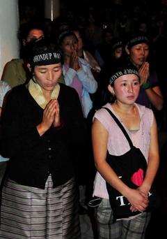 23.9.09 Dhondup Wanchen Release Campaign