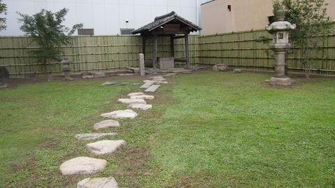 Photo:千利休屋敷跡(堺区宿院 ...