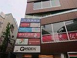 下北沢GARDEN到着!