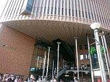 神戸国際会館こくさいホール到着