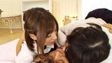 山川青空(やまかわせいら)の髪の分け目1
