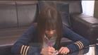 藤井シェリーの髪の分け目2