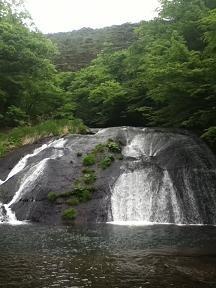 釜淵の滝2