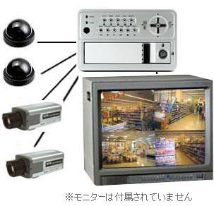 防犯カメラシステム