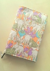 Spia Notebook Cover Elephant