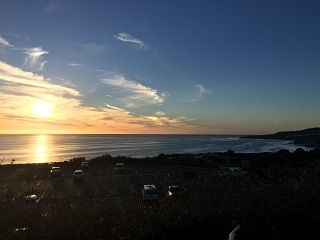 Sunset 122814
